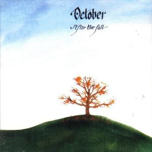 October - After The Fall CD (album) cover