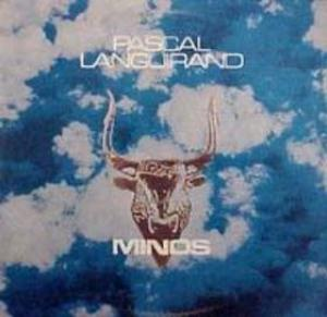 Pascal Languirand - Minos CD (album) cover