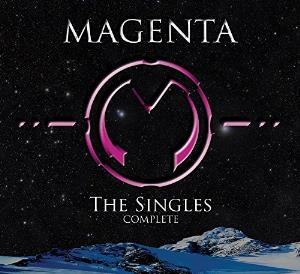MAGENTA - The Singles Complete CD album cover