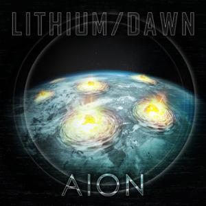 Lithium Dawn - Aion CD (album) cover