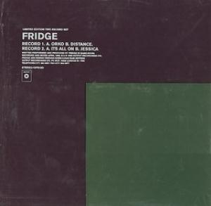 Fridge - Orko CD (album) cover