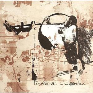 12twelve - L'univers CD (album) cover