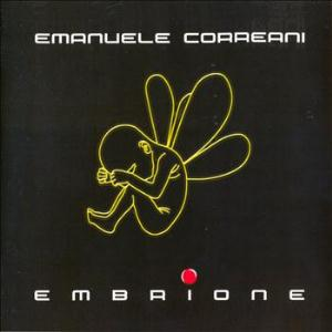 Emanuele Correani - Embrione CD (album) cover
