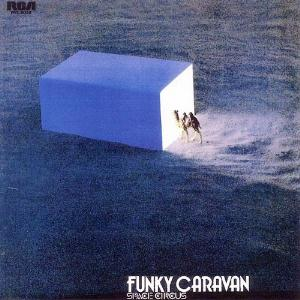 Space Circus - Funky Caravan CD (album) cover
