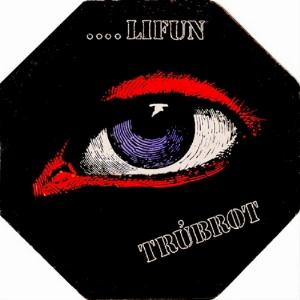 TrÚbrot - Lifun CD (album) cover