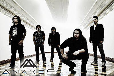ANAXES image groupe band picture