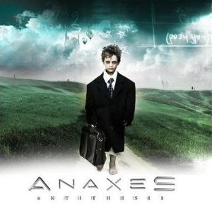 Anaxes - Antithesis CD (album) cover