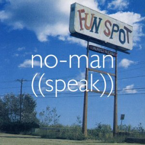 No-man - Speak (reissued) CD (album) cover