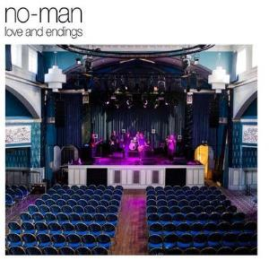 No-man - Love And Ebdings DVD (album) cover
