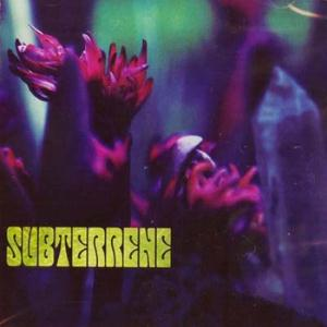 The Luck Of Eden Hall - Subterrene CD (album) cover