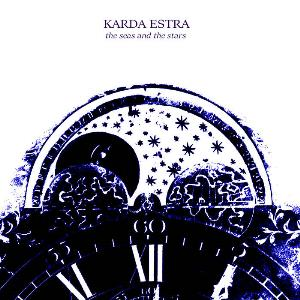 Karda Estra - The Seas And The Stars CD (album) cover