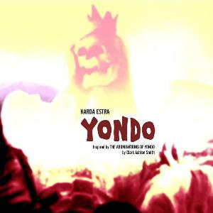 Karda Estra - Yondo CD (album) cover