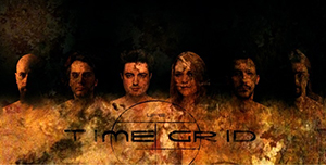 TIME GRID image groupe band picture