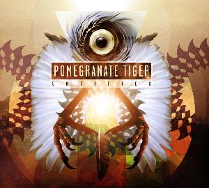 Pomegranate Tiger - Entities CD (album) cover