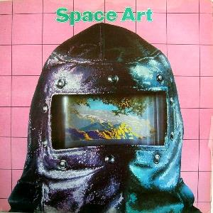 Space Art - Trip In The Center Head CD (album) cover