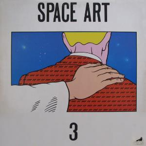 Space Art - Play Back CD (album) cover