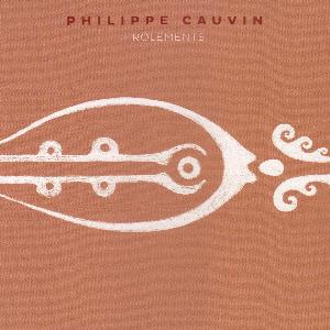 Philippe Cauvin - Frölements CD (album) cover
