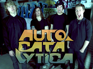 AUTOCATALYTICA image groupe band picture