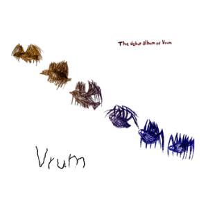 Vrum - The Debut Album Of Vrum CD (album) cover