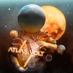Atlas Volt - Eventualities CD (album) cover