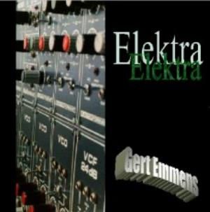 Gert Emmens - Elektra CD (album) cover
