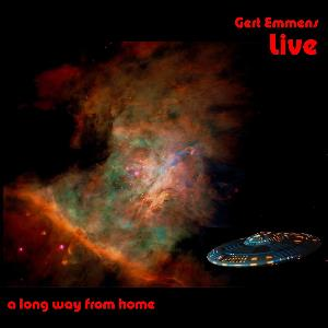 Gert Emmens - Live: A Long Way From Home CD (album) cover
