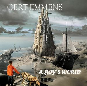 Gert Emmens A Boy's World CD album cover