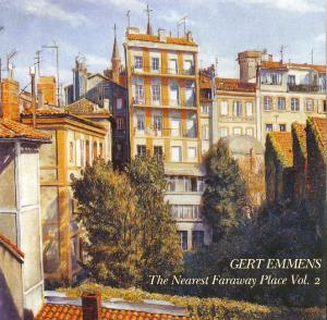 Gert Emmens - The Nearest Faraway Place Vol. 2 CD (album) cover