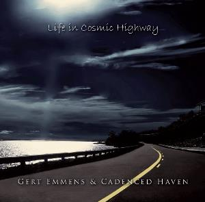 Gert Emmens - Life In Cosmic Highway (with Cadenced Heaven) CD (album) cover