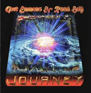 Gert Emmens - Journey (with Ruud Heij) CD (album) cover