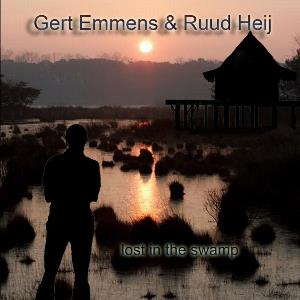 Gert Emmens - Lost In The Swamp (with Ruud Heij) CD (album) cover