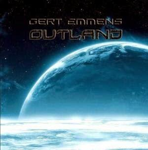 Gert Emmens - Outland CD (album) cover