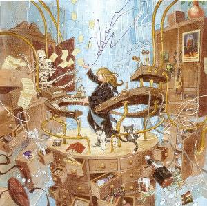 CLIVE NOLAN - Skeletons In The Cupboard CD album cover