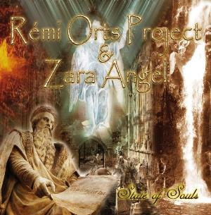 Remi Orts Project - State Of Souls (with Zara Angel) CD (album) cover