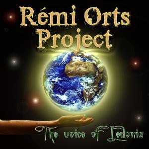 Remi Orts Project - The Voice Of Ledonia CD (album) cover
