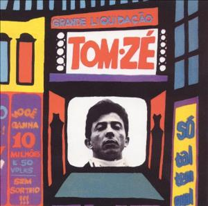 TOM ZE - Grande Liquida?ao CD album cover