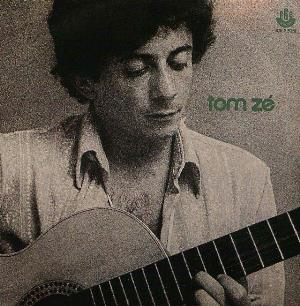 Tom Ze - Tom Ze' CD (album) cover