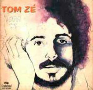 Tom Ze - Tom Ze CD (album) cover