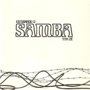 Tom Ze - Estudiando O Samba CD (album) cover