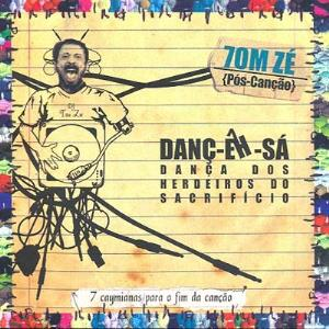 Tom Ze - Danç-êh-sá CD (album) cover