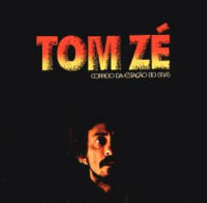 Tom Ze - Correio Da Estação Do Brás CD (album) cover