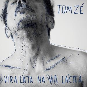 Tom Ze - Vira Lata Na Via Láctea CD (album) cover