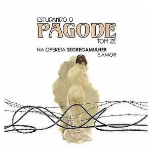 Tom Ze - Estudando O Pagode CD (album) cover