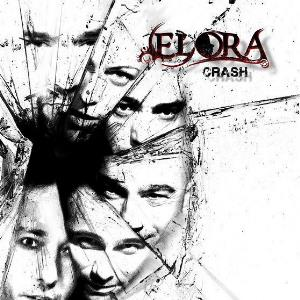 ELORA - Crash CD album cover
