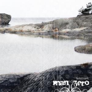 Man Zero - Telemark CD (album) cover