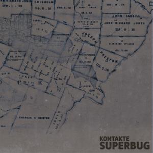 Kontakte - Superbug CD (album) cover