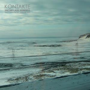 Kontakte - Snowflake Remixes CD (album) cover