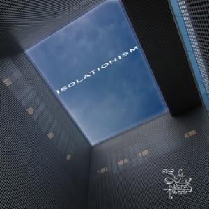 Infinite Third - Isolationism (as Soft Words Traverse) CD (album) cover