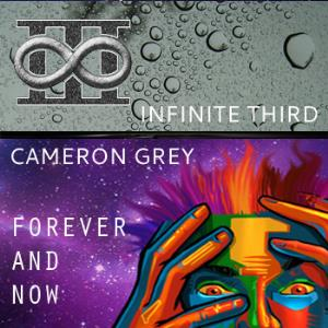 Infinite Third - Forever And Now (with Cameron Grey) CD (album) cover