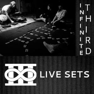 Infinite Third - Live Sets (volume 1) CD (album) cover